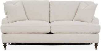 Robin Bruce Brooke Sleeper Sofa - Ivory Crypton