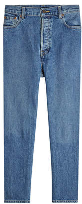 Vetements X Levi's High-Waisted Jeans