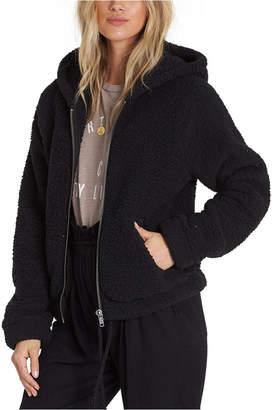 Billabong Juniors' Hooded Fleece Jacket