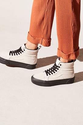 Vans Sk8-hi Platform Suede Sneaker