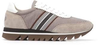 Brunello Cucinelli side stripe sneakers
