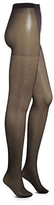 Dim Sheer Dotted Tights