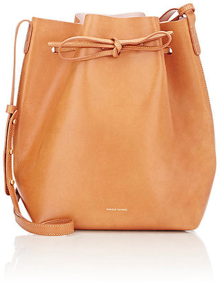 Mansur Gavriel Women's Large Bucket Bag $595 thestylecure.com