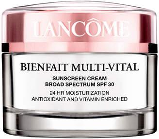 Lancôme Bienfait Multi-Vital SPF 20 Day Cream 23-Hour Antioxidant and Vitamin Enriched Broad Spectrum SPF 30 Sunscreen & Moisturizer, 1.7 oz./ 50 mL