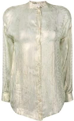 Forte Forte long sleeved blouse