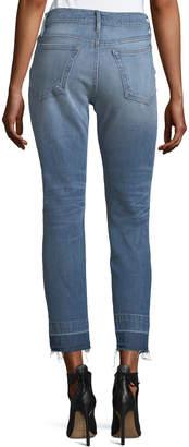 Frame Le Boy Straight-Leg Wide Release Jeans