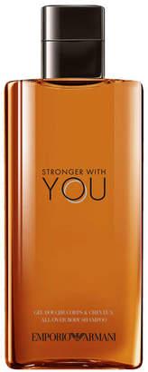 Giorgio Armani Emporio Stronger With You All-Over Shower Gel