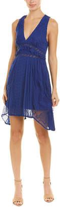 Foxiedox Pleated A-Line Dress