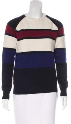 Demy Lee Colorblock Cashmere Sweater