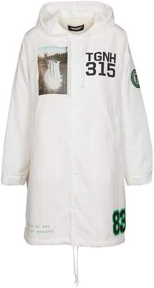 Undercover Jun Takahashi 1819 Raincoat