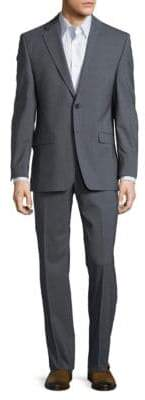 Lauren Ralph Lauren Notch Lapel Wool Suit