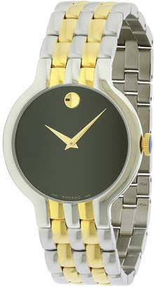 Movado Men's Veturi Two-Tone Watch