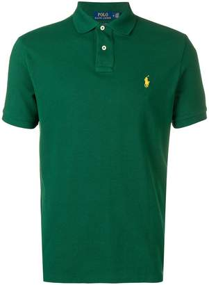 Polo Ralph Lauren logo polo T-shirt