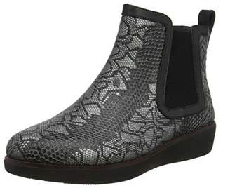 30c4b946594faf FitFlop Black Ankle Boots For Women - ShopStyle UK