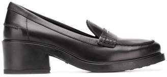 Tod's Mocassin heeled loafers