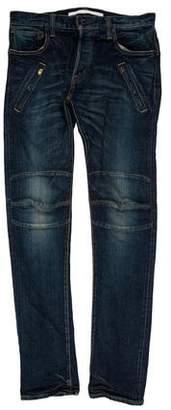 Mastercraft Union Skinny Moto Jeans