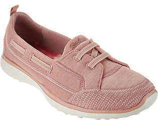 Skechers Microburst Bungee Slip-On Shoes-Topnotch