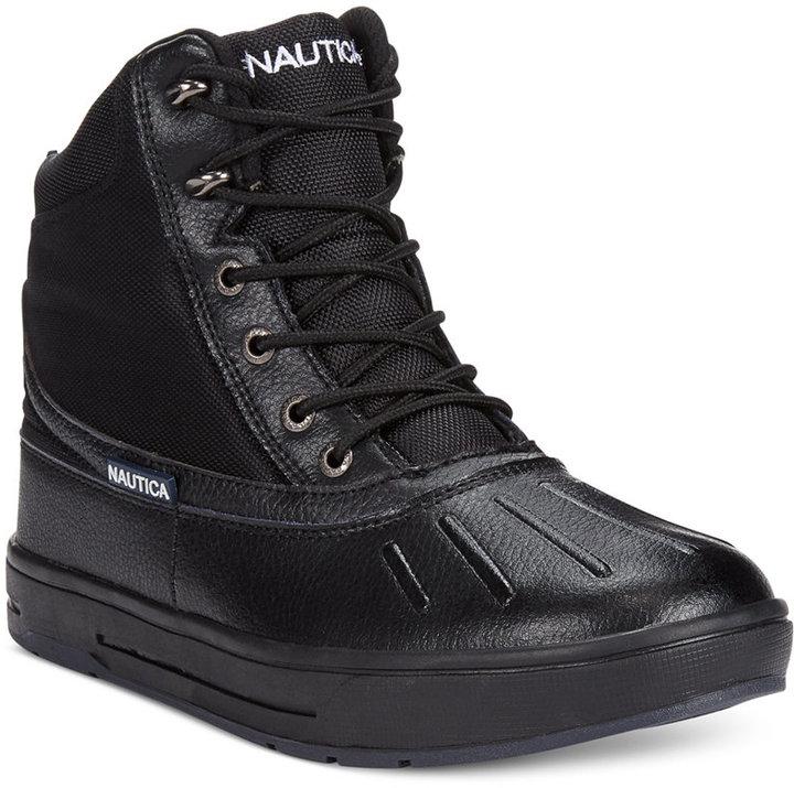 Nautica New Bedford Duck Boots