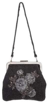 Dolce & Gabbana Embroidered Handle Bag