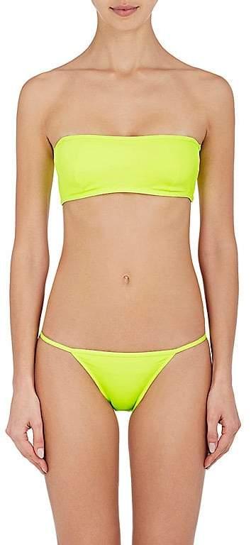 Solid & Striped Women's Kate Bandeau Bikini Top