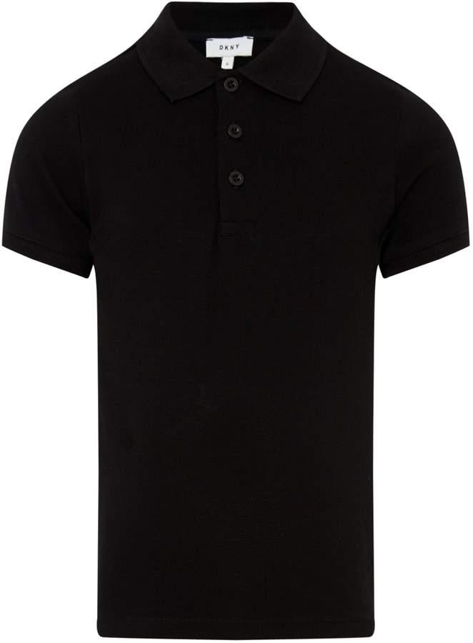 Boys Short Sleeve Polo