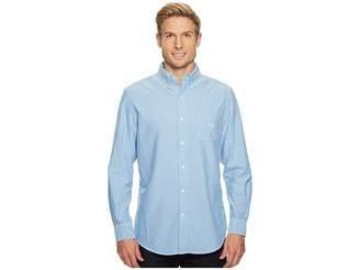 Chaps Long Sleeve Oxford Woven Shirt Men's Clothing