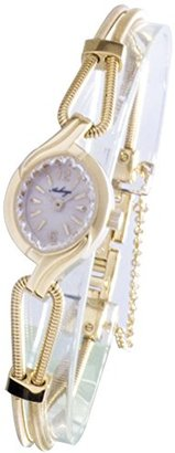 Crepha (クレファー) - [クレファー]CREPHA 腕時計 ファッション ウォッチ オーベルジュ ブレスレット ピンク ABG-004-PK レディース