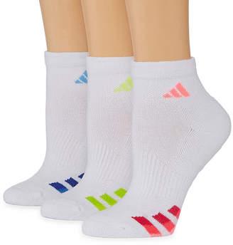 adidas 3 Pair Quarter Socks - Womens
