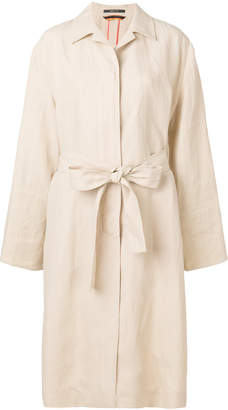 Paul Smith turn-up cuffs coat