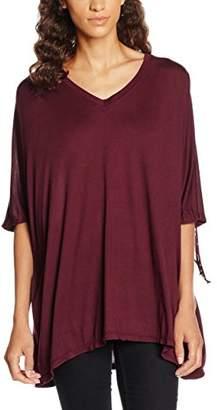 Religion Women's Flourish Tee Plain Short Sleeve Tops,(Manufacturer Size:12)