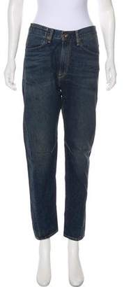 Rag & Bone High-Rise Skinny Jean