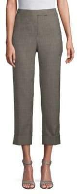 Thom Browne Classic Back Strap Wool Trousers