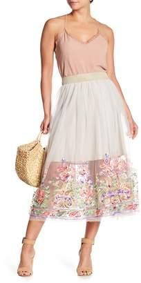 167a26135f ARATTA Create a Space Tulle Maxi Skirt