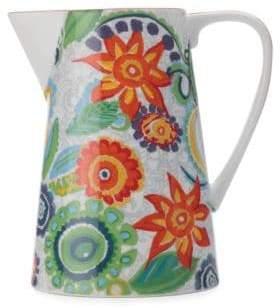Maxwell & Williams Gypsy Floral Porcelain Jug