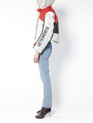 Vetements Racing jacket