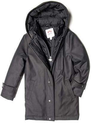 Appaman Gotham Hooded Coat, Size 4-14