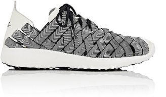 Nike Women's Juvenate Premium Woven Sneakers $110 thestylecure.com
