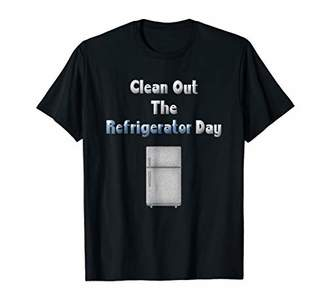 Funny Refrigerator Cleaning Quote Shirt I Love To Clean Gift