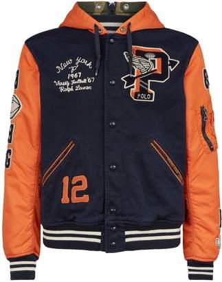 Polo Shopstyle Jacket Varsity Ralph Lauren w8NnmyvOP0