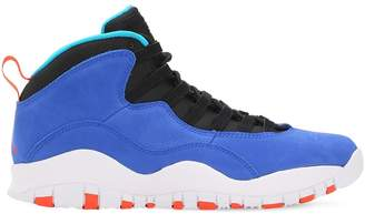 Nike Air Jordan 10 Retro High Top Sneakers