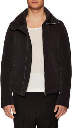Rick Owens Stand Collar Jacket