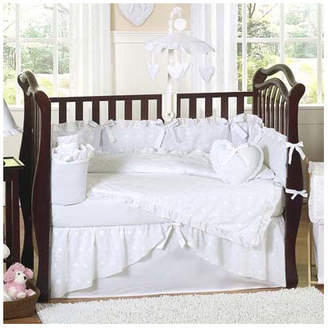 JoJo Designs Sweet Eyelet 9 Piece Crib Bedding Set