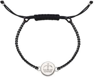 Links of London Ascot Crown Cord Bracelet