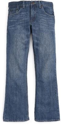 Boy's Levi's 527 Bootcut Jeans $22.99 thestylecure.com