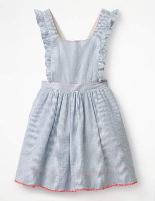 Boden Frilly Cross-back Dress