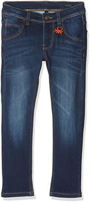 Benetton Boy's Trousers,(Manufacturer Size: Small)