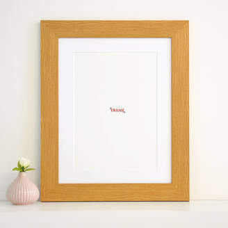 Picture That Frame A3 Wide Wooden Frame