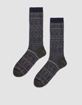 Kogin Socks