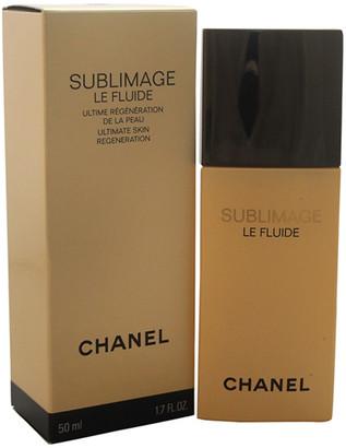 Chanel Unisex 1.7Oz Sublimage Le Fluide Ultimate Skin Regeneration Serum