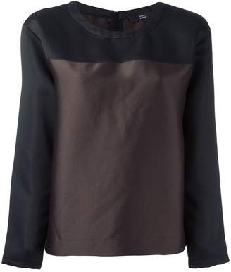 Steffen Schraut boxy-fit blouse